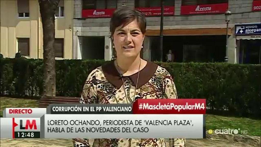 "Lorento Ochando, de Rita Barberá: ""Estoy convencida de que acabará cayendo"""