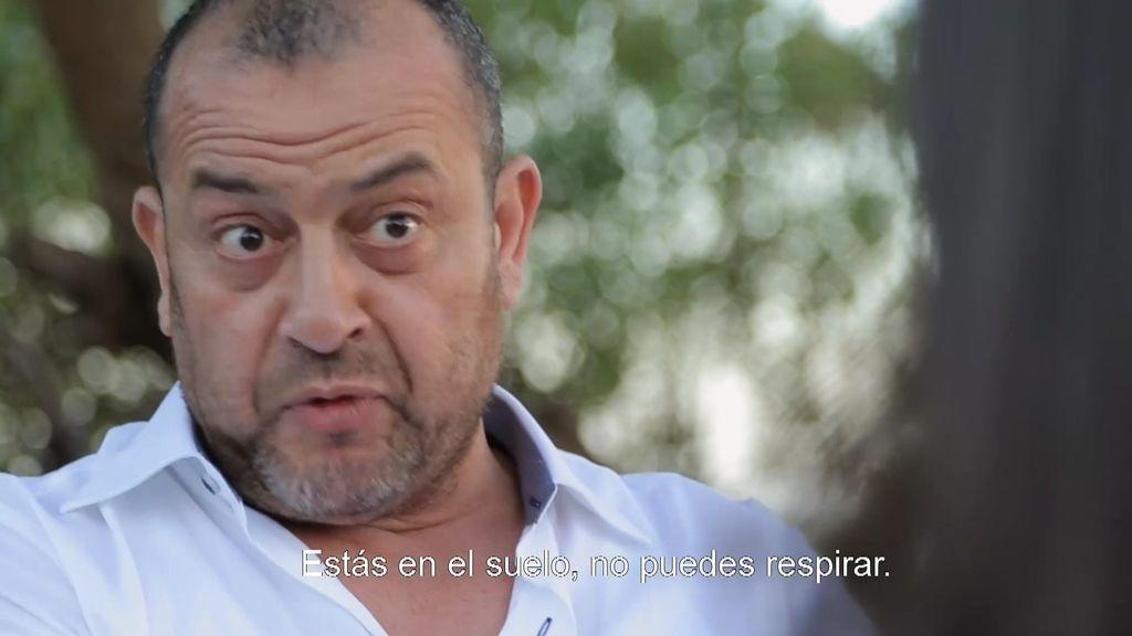 """Ahmed Errachidi, preso en el campo X: """"Empezaron a darme patadas y puñetazos"""""""