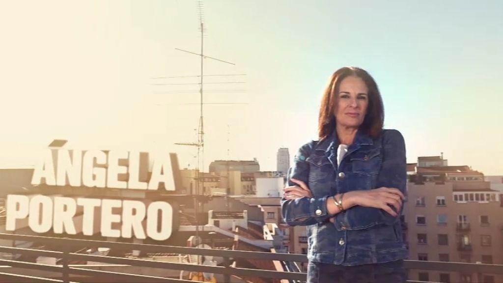"""Ángela Portero: """"Me planteo este concurso como una oportunidad"""""""