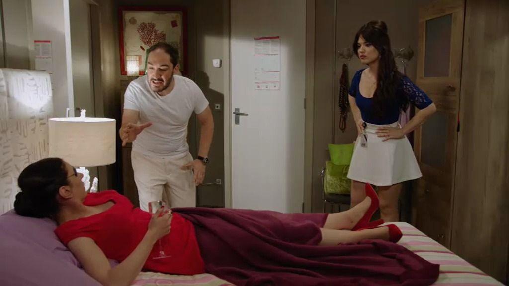 """Terre pilla juntos a Marga y a Gabriel…y le acusa de ser un """"adulterado"""""""