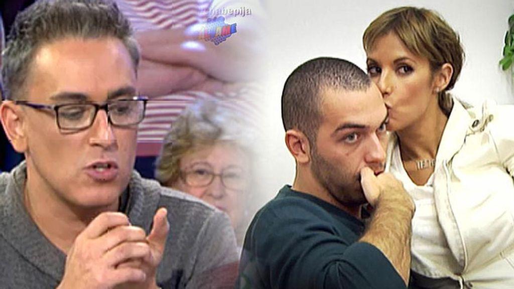 """Kiko Hernández: """"El próximo lunes en 'QMD' Alberto Isla pide matrimonio a Techi"""""""