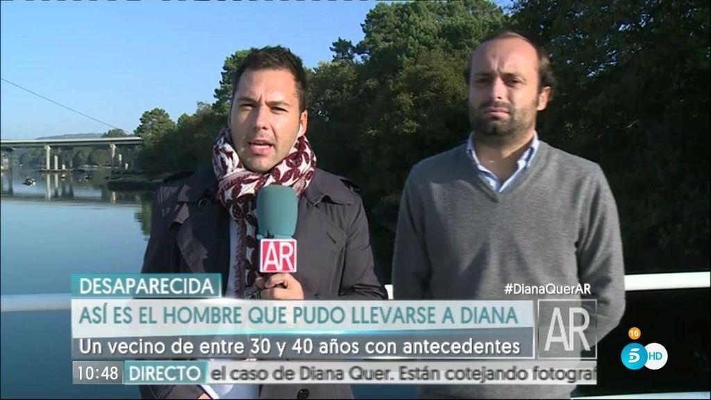 """Romero, de Diana Quer: """"Los testigos declararán para identificar sospechosos"""""""