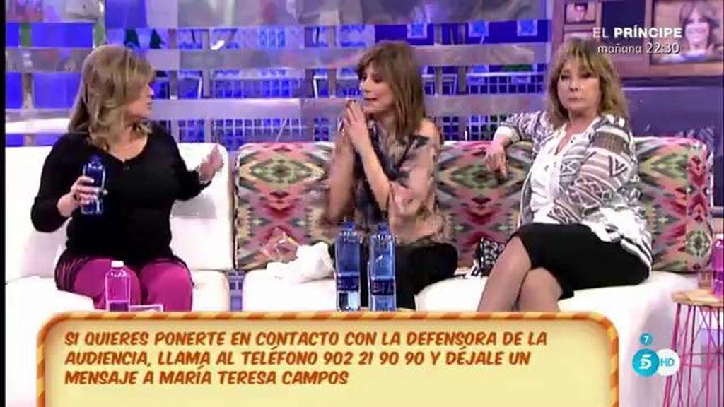 Los Pantoja, motivo de disputa entre Mila Ximénez y Terelu Campos