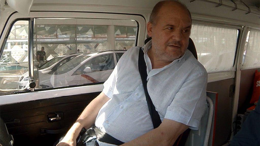 """José Luis Roberto: """"Hay que limpiar muchas ciudades porque están muy sucias y porque hay mucha delincuencia"""""""