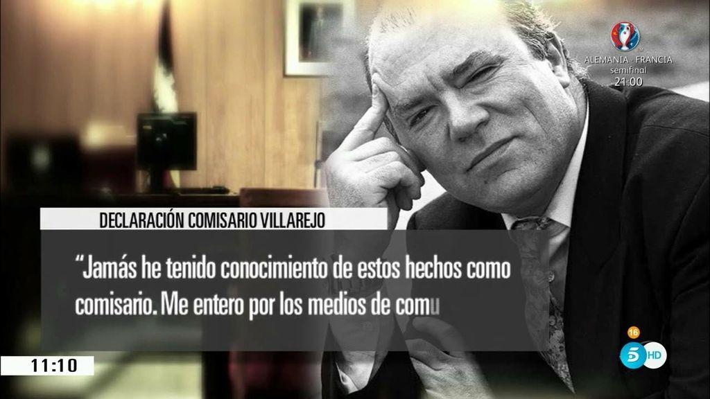 """Villarejo: """"Conocía a los periodistas, pero ni grabe ni encargué las grabaciones"""""""