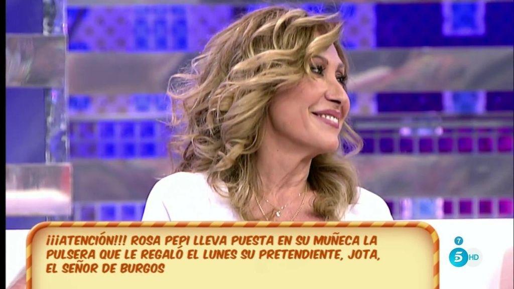 """Rosa Benito, sobre Jota: """"Le tengo bloqueado porque a mí, una persona que enseña los mensajes, no me da confianza"""""""