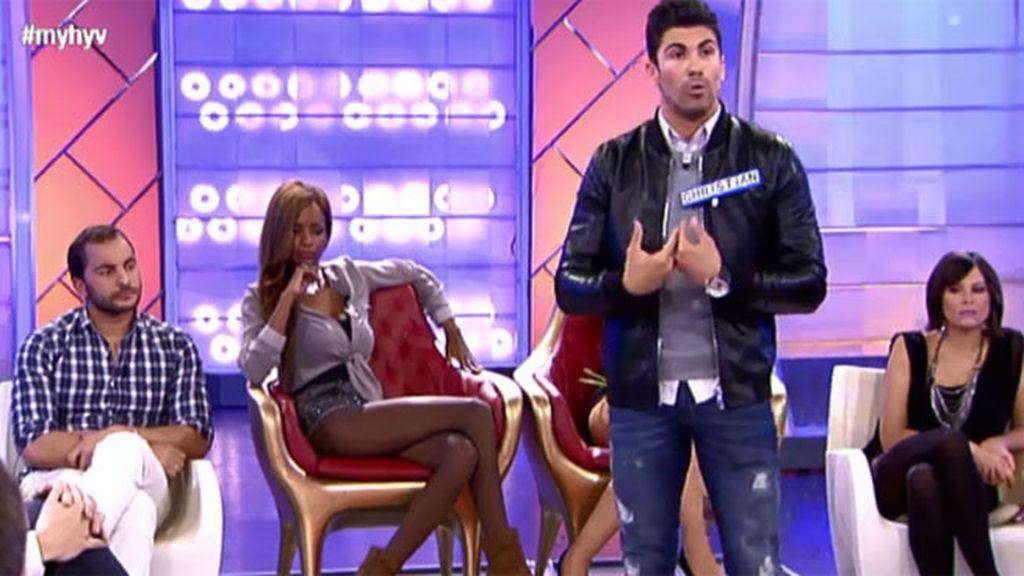 Christian le pregunta a Liz si de verdad puede aportarle a la tronista lo que necesita