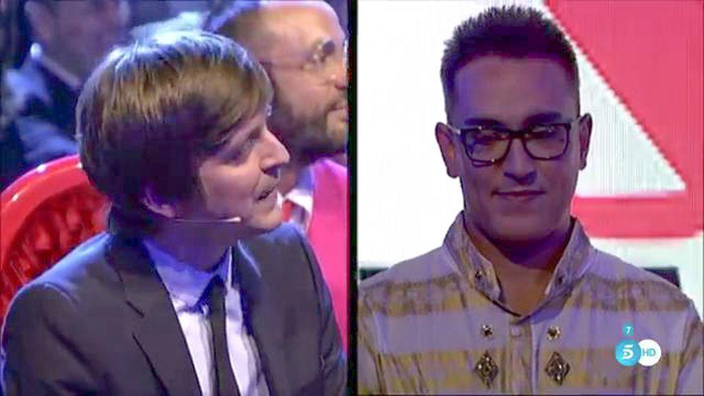 """Marc Giró pide disculpas a Kiko: """"El público agradece que te quitaras las gafas"""""""