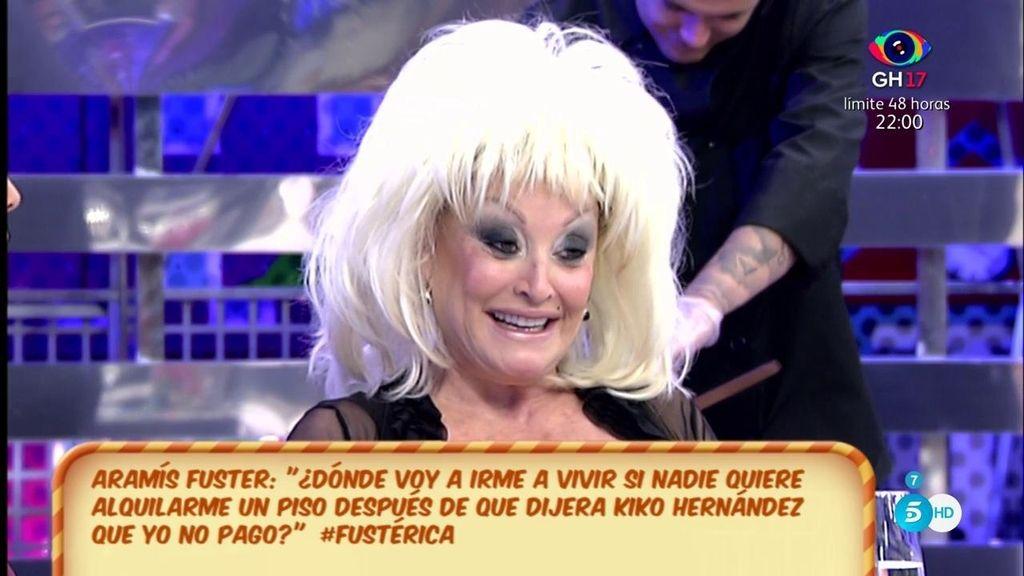 """Aramís Fuster: """"Gracias a Telecinco he conseguido pagar mis deudas y estoy limpia"""""""
