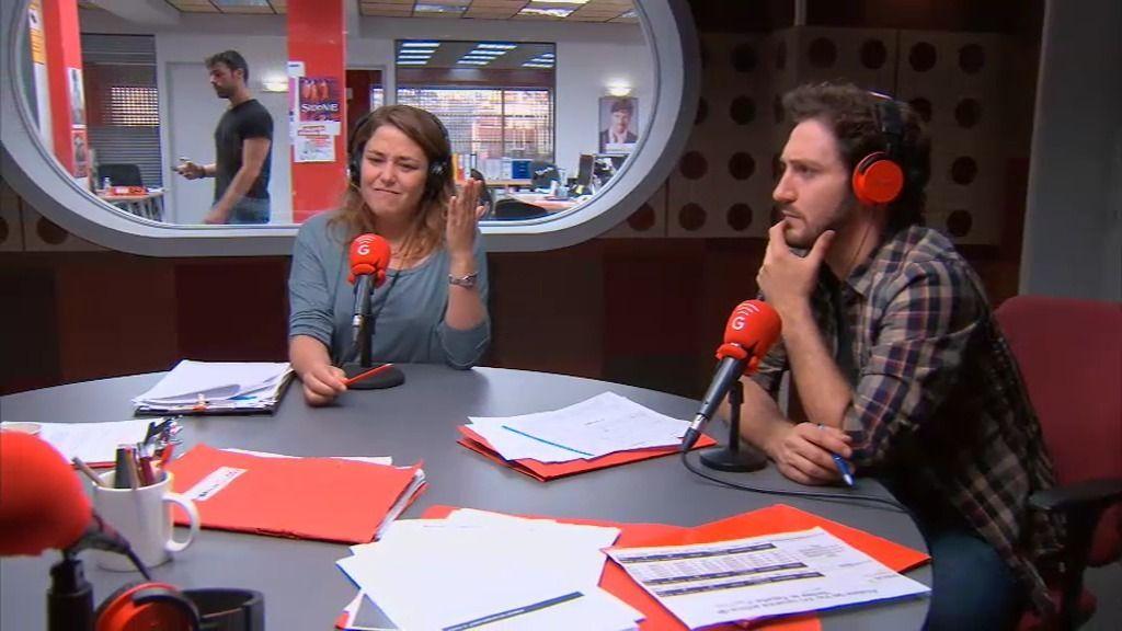 ¡Maruchi llama en directo a la radio!