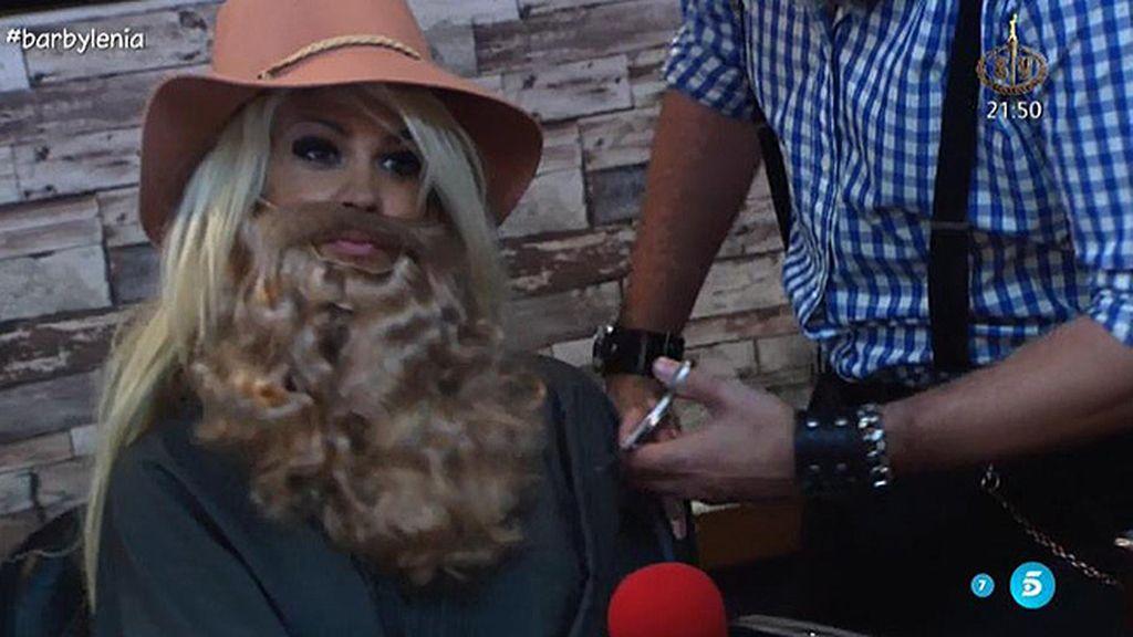 Ylenia investiga sobre los pros y contras de llevar barba
