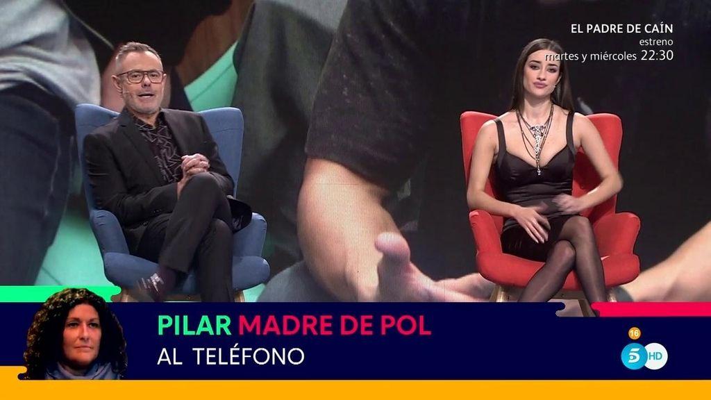 """La reconciliación entre la madre de Pol y Adara: """"Lo siento muchísimo"""""""