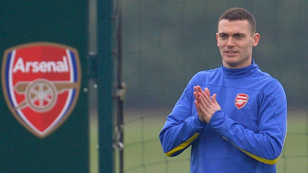Thomas Vermaelen está a un paso de ser el próximo central del Barça de Luis Enrique