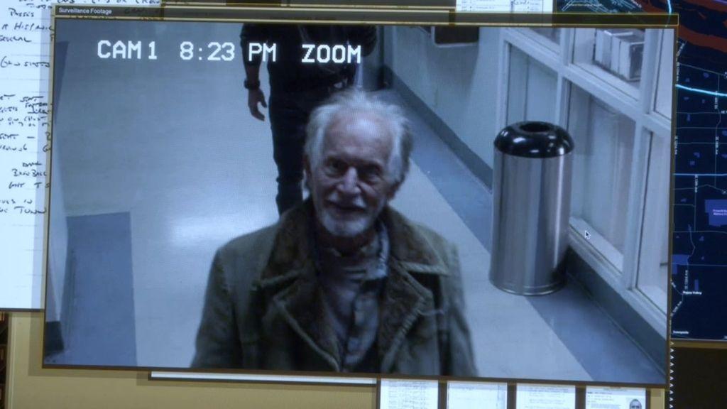 El criminal que asechaba a Morgan alertó a su equipo a medio metro del agente