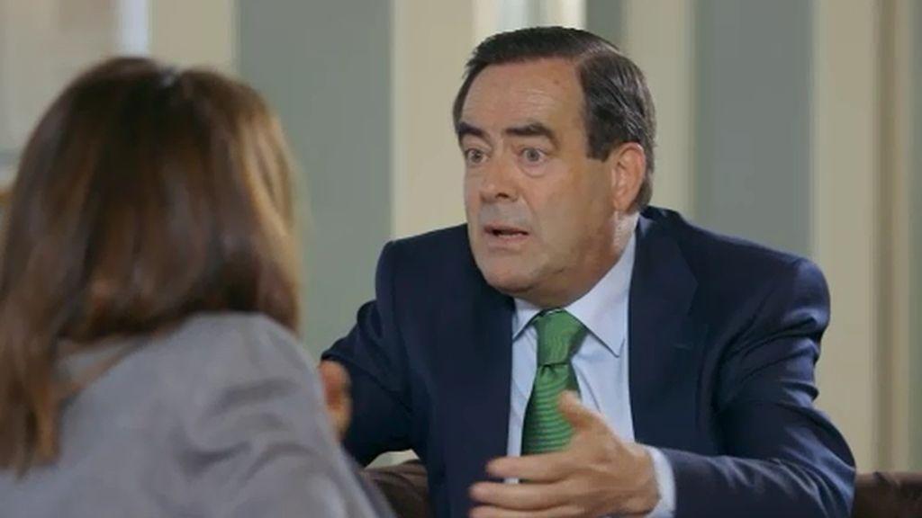 José Bono desvela cómo fue la polémica cena con Iglesias, Errejón y Zapatero