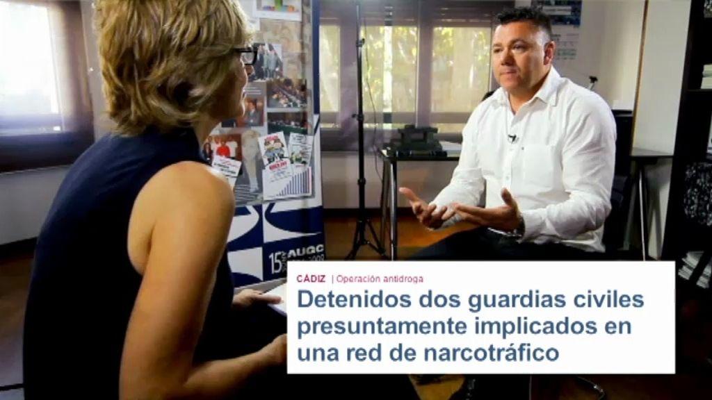 Mercedes Milá denuncia a la Guardia Civil corrupta del Estrecho de Gibraltar