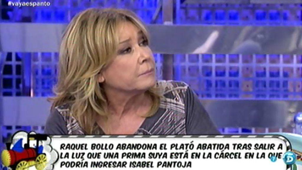 """Mila Ximénez: """"Yo tengo una guerra personal con Raquel Bollo que tengo que resolver"""""""