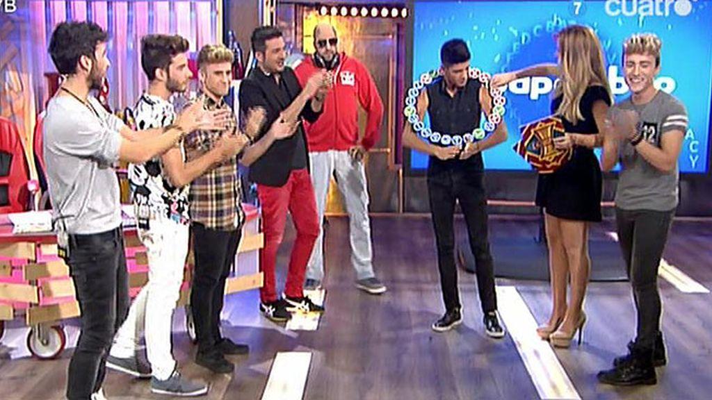 Los Auryn se enfrentan al 'Pasapalabro' de Kiko Rivera
