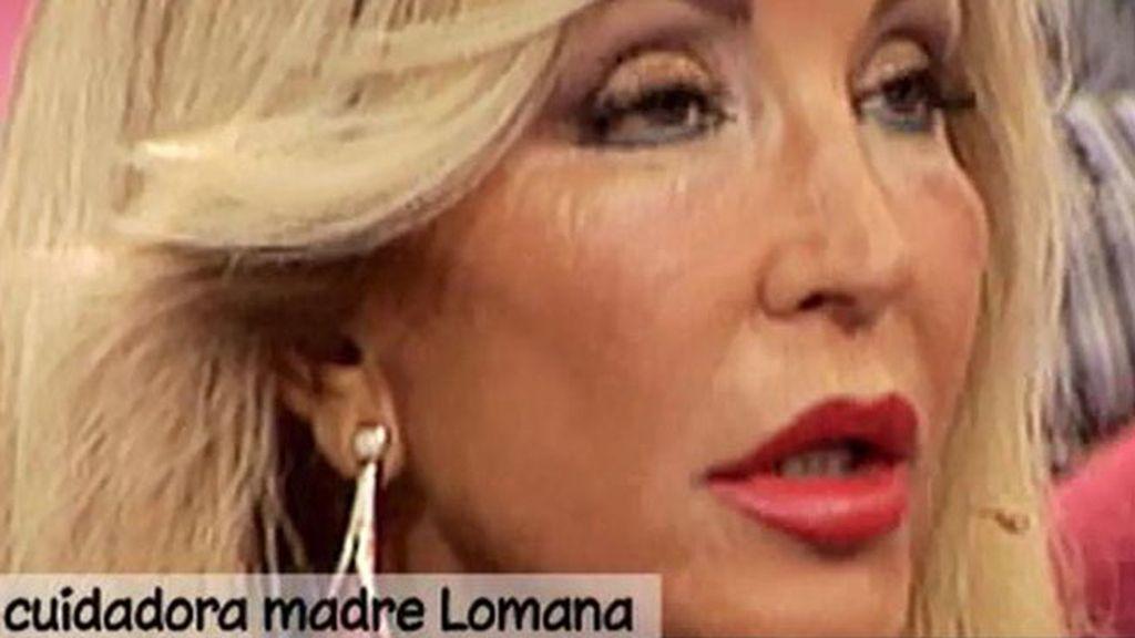 """Flava, cuidadora de Fefa: """"Carmen no me llamó para que maquillase a su madre"""""""