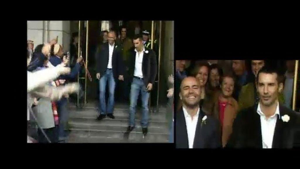 """Cristina Cifuentes: """"Estoy a favor del matrimonio homosexual"""""""