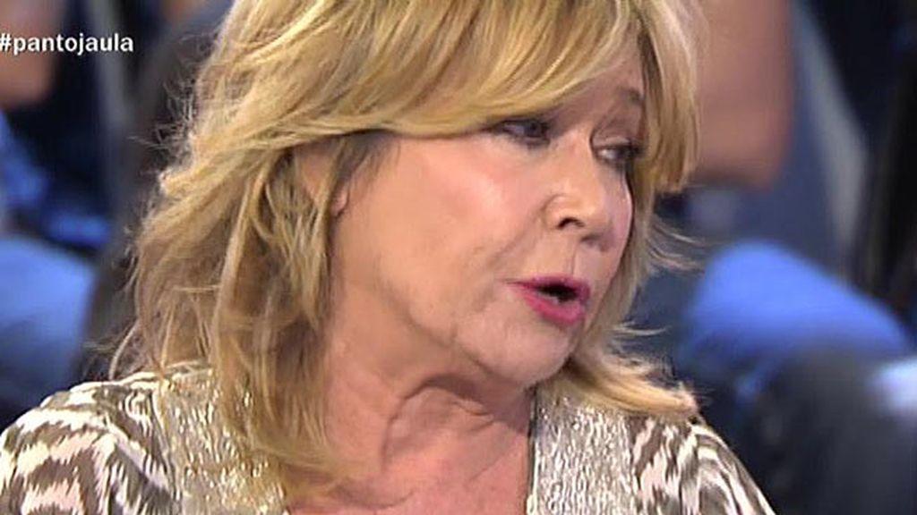 """Mayte Zaldívar: """"Julián y yo nos hemos cargado la vida de nuestras hijas"""""""