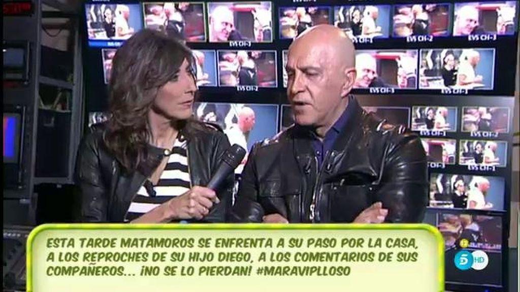 """Kiko Matamoros, tras su estancia en la casa: """"Quería ir a ver a mi hija a 'GH VIP"""""""