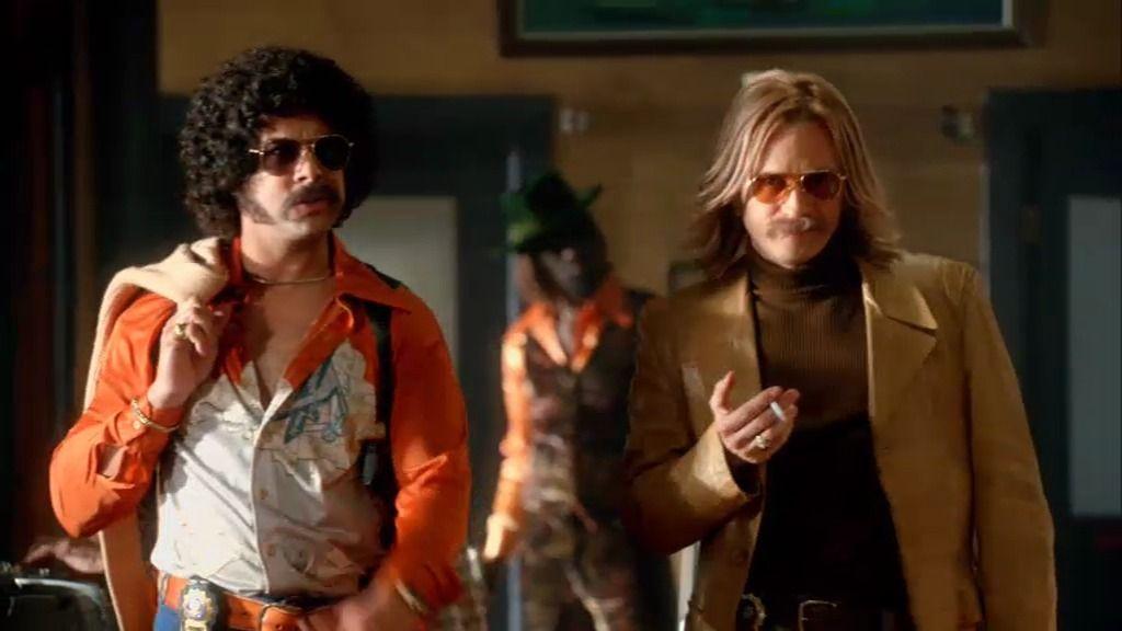 Los agentes Ryan y Espósito se hacen pasar por los míticos Snooki y Ray