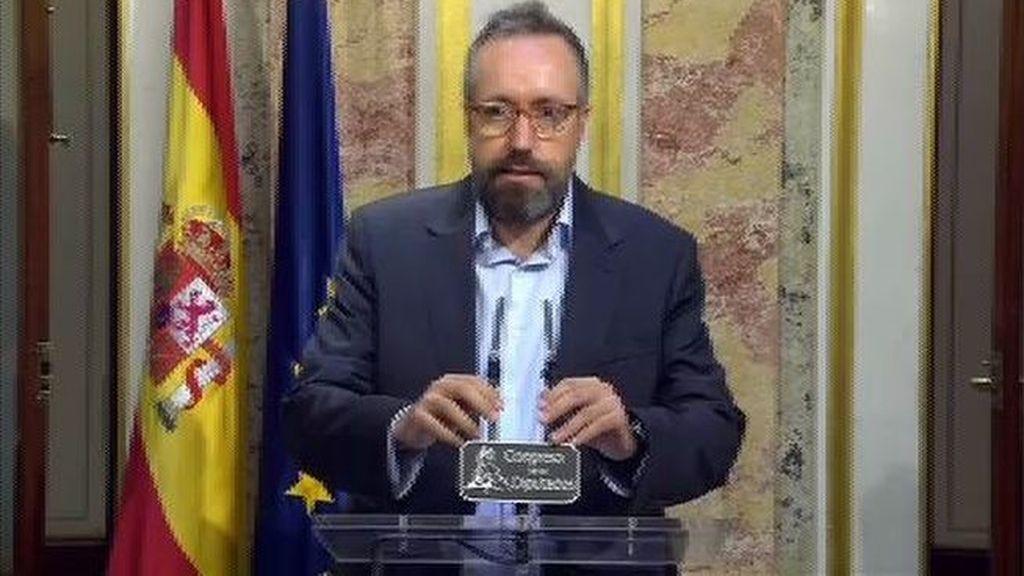 """Juan Carlos Girauta: """"Han quedado algunas reformas muy importantes sin explicar"""""""