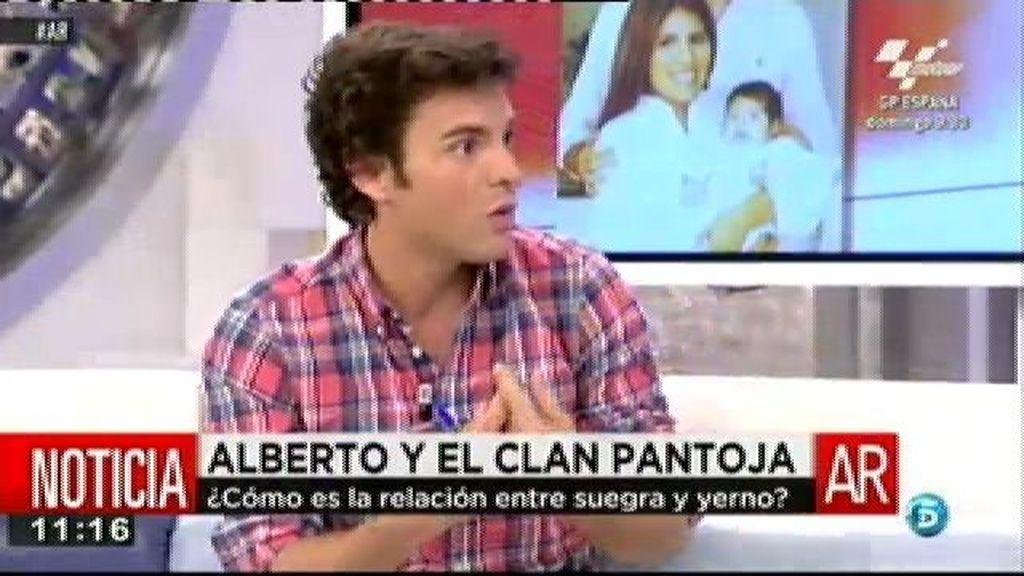 Antonio Rossi asegura que la familia Pantoja hacia el vacio a Alberto Isla