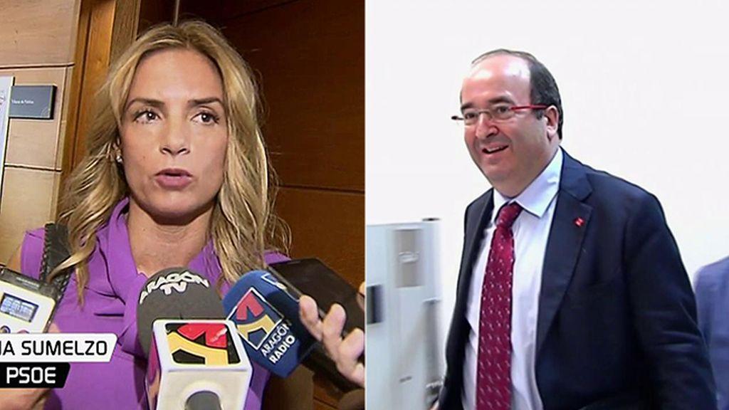 ¿Rebeldes en el seno del PSOE?