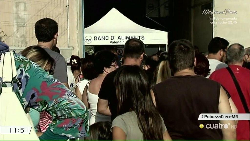 700.000 hogares españoles no tienen ingresos de ningún tipo, según Cáritas