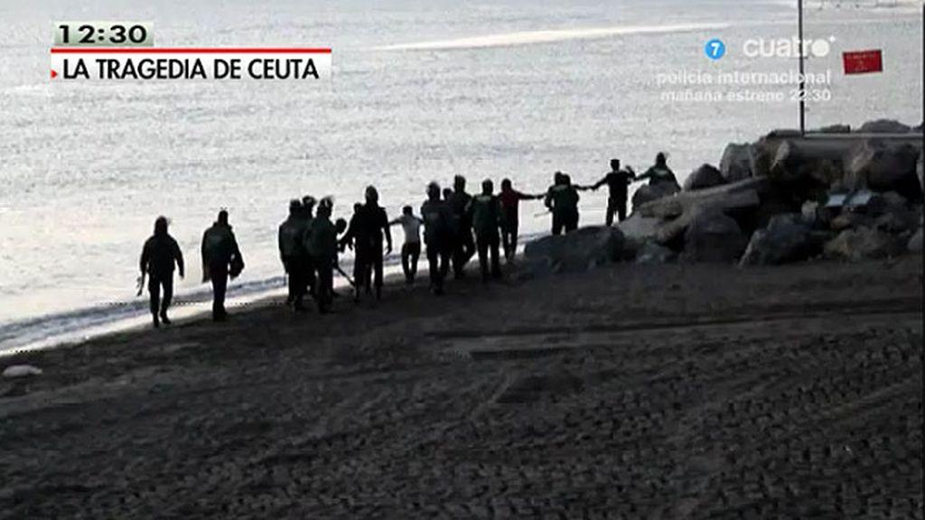 La Fiscalía pedirá las grabaciones íntegras de lo que sucedió en Ceuta