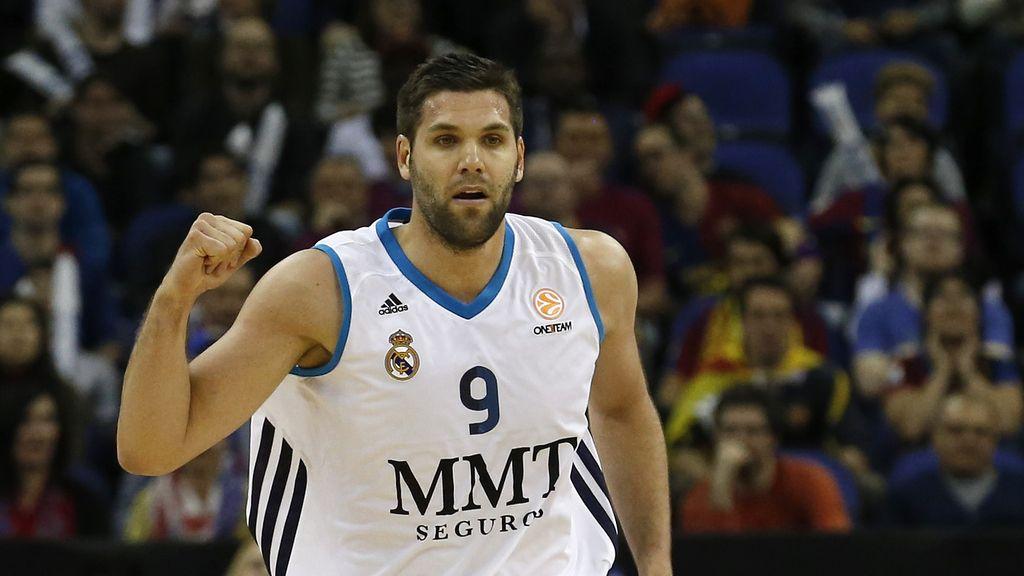 El Real Madrid es más lider del grupo tras vencer al Lokomotiv Kuban por 81-55