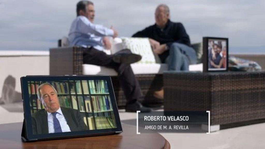 """Roberto Velasco, amigo de Revilla: """"Lo dejó todo por la política y por Cantabria"""""""