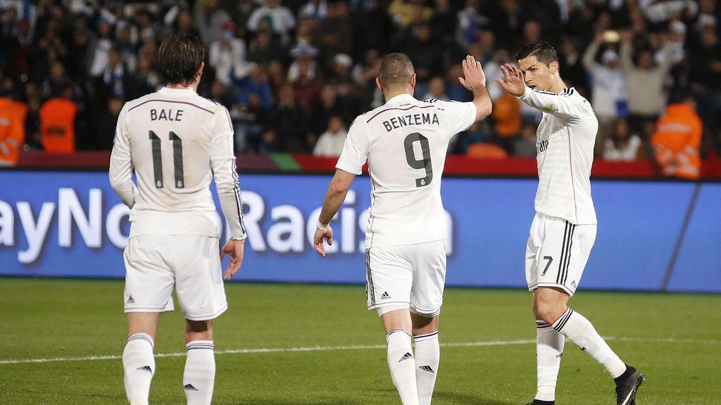 Benzema hace el segundo tras un jugadón de Carvajal (0-2)