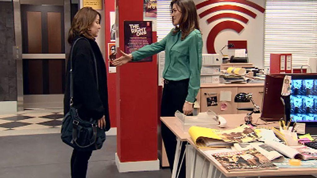 Natalia puede contar de nuevo con Lucía tras negociar un aumento de sueldo