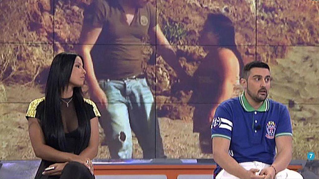 """Borja: """"Paula me preguntó si pensaba en otras mujeres...y sí, en Sara Carbonero"""""""