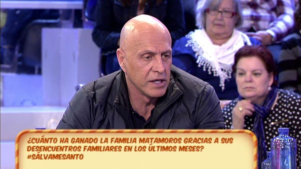 "Kiko Matamoros, a Gustavo González: ""Lávate la boca antes de hablar en este programa"""
