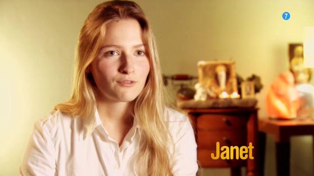 """Janet ha sentido la llamada: """"Una monja es una forma de ser feliz a contracorriente"""""""