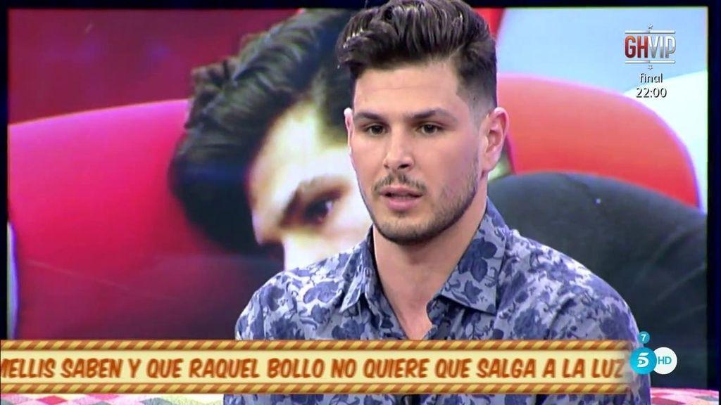 """Alejandro Nieto: """"No debería haber hablado de mi hijo, me arrepiento"""""""