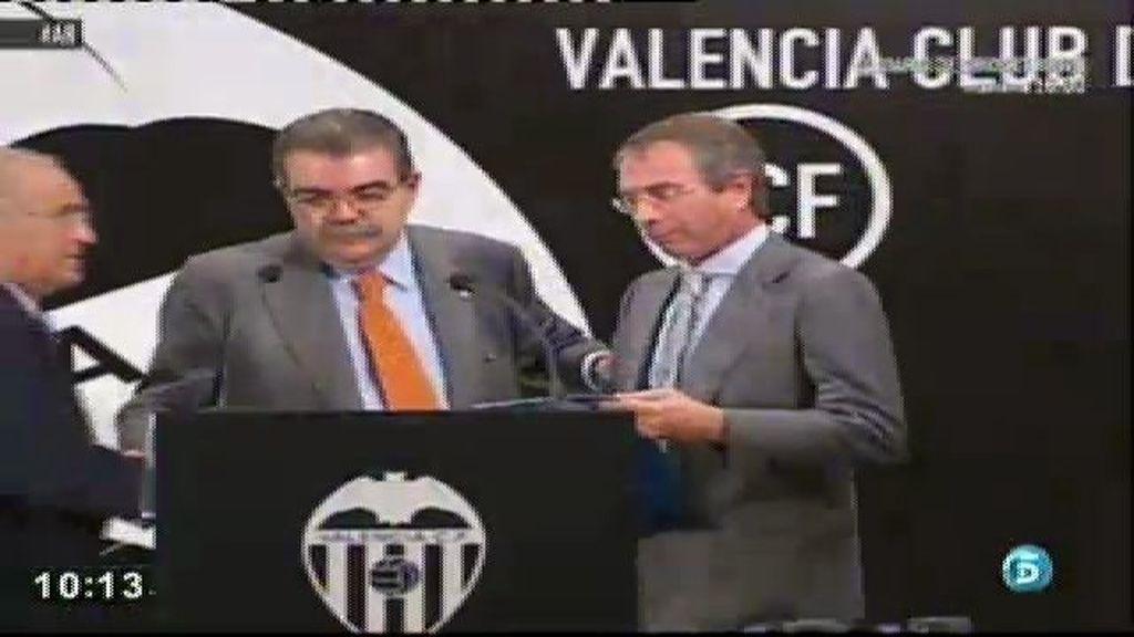 """Soriano: """"Ya estamos más tranquilos"""""""