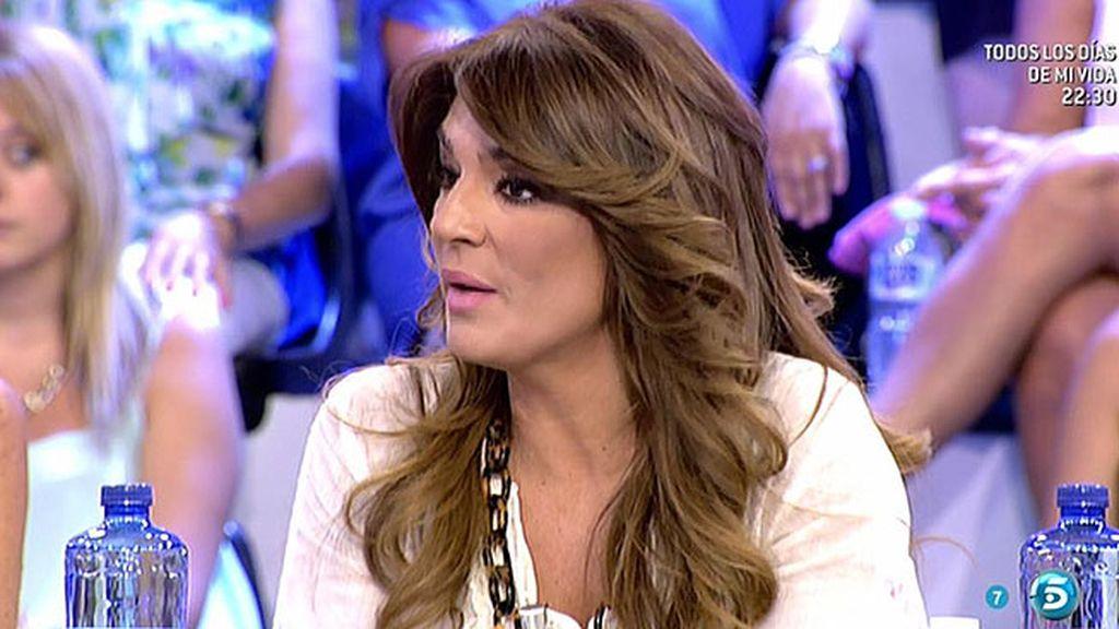 Raquel Bollo revela que Alberto Isla mandó el ramo a Isabel Pantoja, no a Chabelita