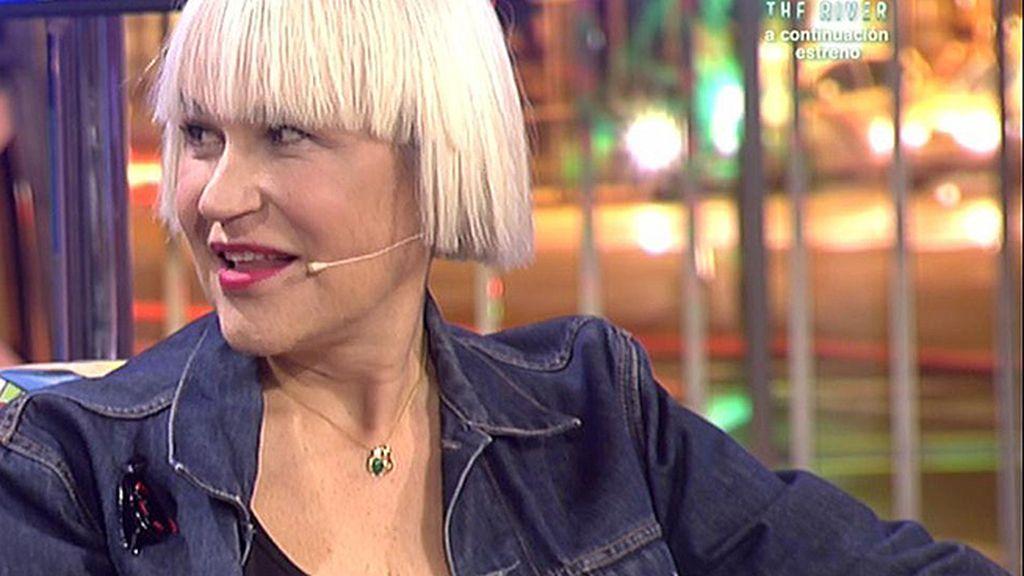 """Antonia San Juan: """"Comencé en el teatro y es lo que más me gusta hacer"""""""