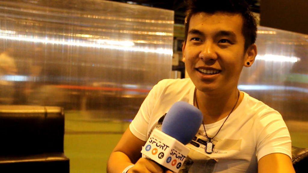 """Yong Li: """"Ésta es otra faceta mía, como buen friki, me gustan los videojuegos"""""""