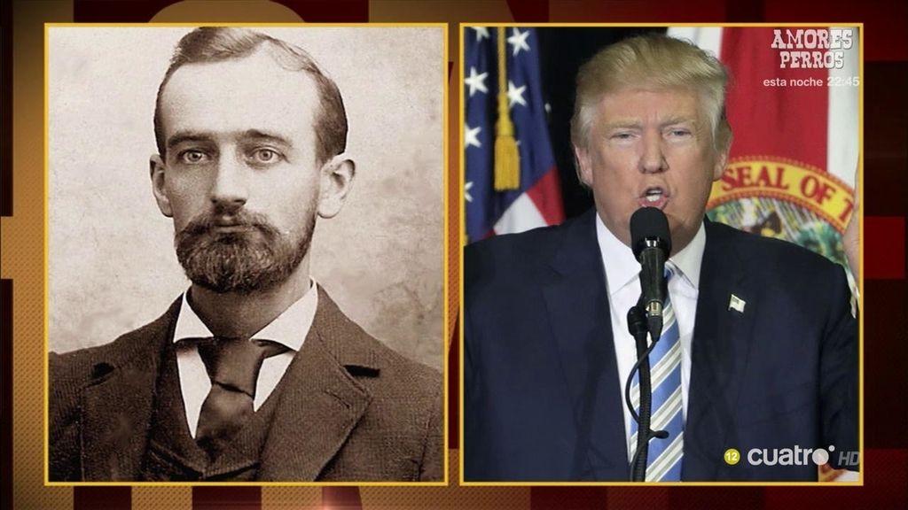 El bisabuelo de Donald Trump, inmigrante y propietario de… ¡locales de alterne!
