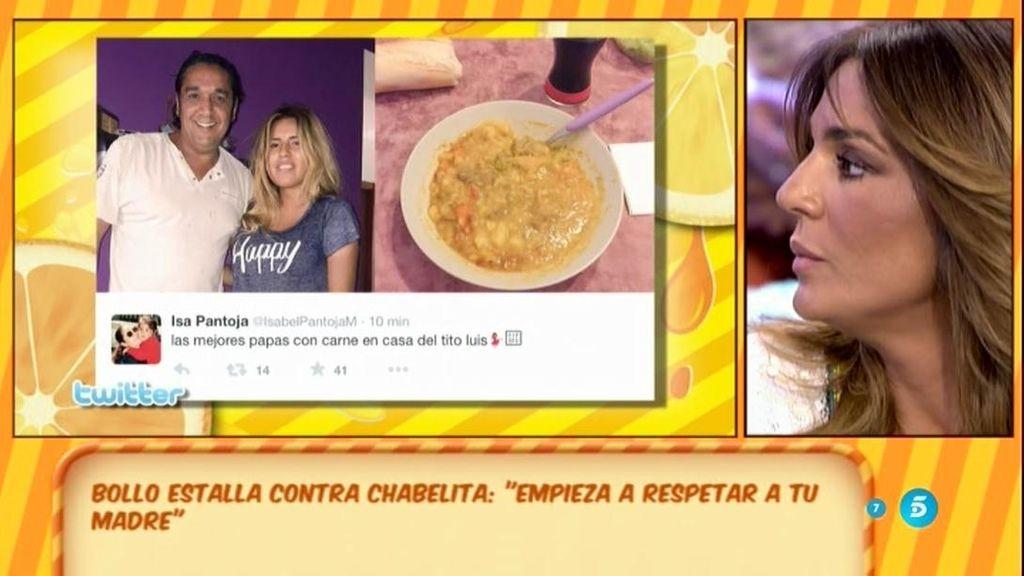 La fotografía que provoca el enfado de Raquel Bollo con Chabelita