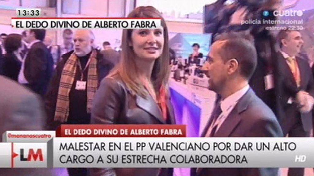El nombramiento de Esther Pastor podría haber creado malestar en la Generalitat