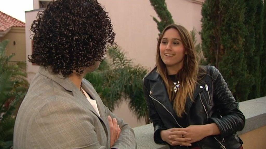 "David Gutiérrez, a Ana: ""Entiendo que te moleste que te llame mustia"""
