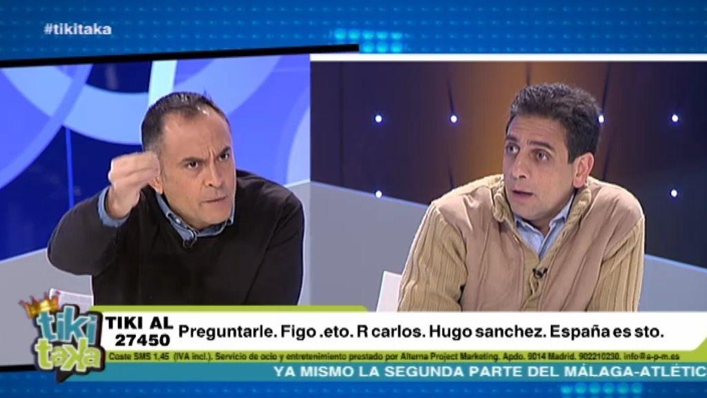 """Cuéllar: """"Diego Costa tiene un apoyo mediático que no tenía en el Rayo"""""""