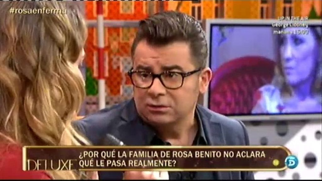 """Jorge Javier: """"No se pueden hacer las cosas de una forma tan cutre"""""""